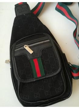 Мъжка чанта за път и всекидневието - Gucci