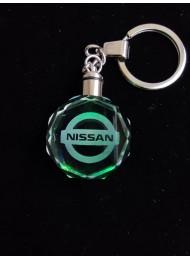 Кристален светещ ключодържател Nissan