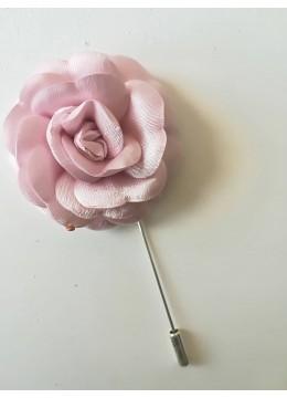 Бутониера за младоженец цвят пепел от роза