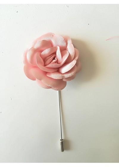 Бутониера за кум или младоженец цвят пепел от роза