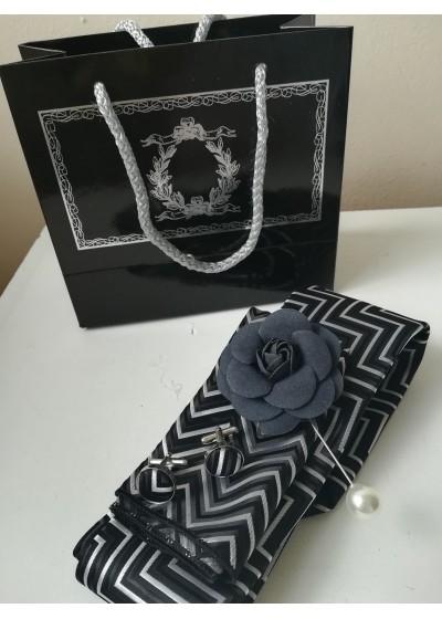 Подаръчна чанта Black de Lux
