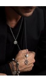 Мъжки медальони броеници и ланци