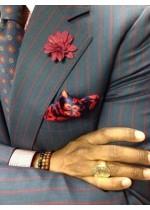 Мъжки бутониери и игли за ревер за официални случаи и бизнес облекло